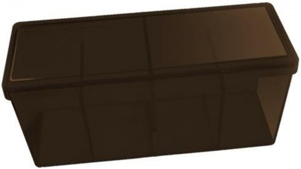 Dragon Shield: Gaming Box 4 Compartments (Braun)