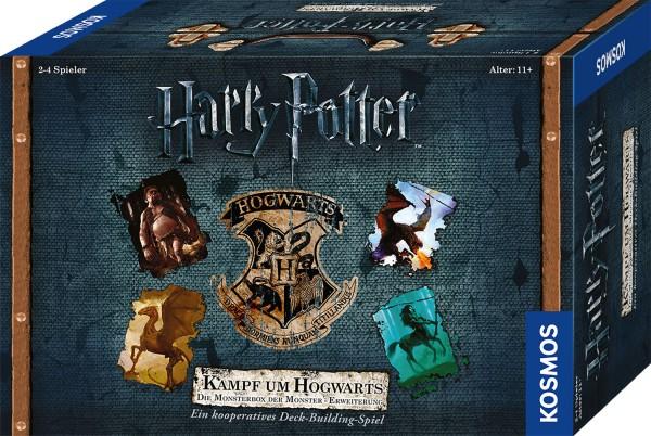 Harry Potter: Kampf um Hogwarts - Die Monster-Box der Monster - Erweiterung