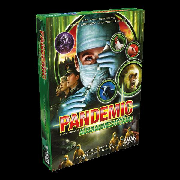 Pandemic - Ausnahmezustand (Erweiterung)
