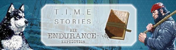 TIME Stories - Die Endurance Expedition • Erweiterung