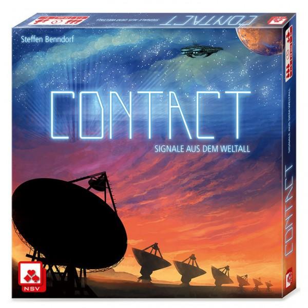 Contact - Signale aus dem Weltall