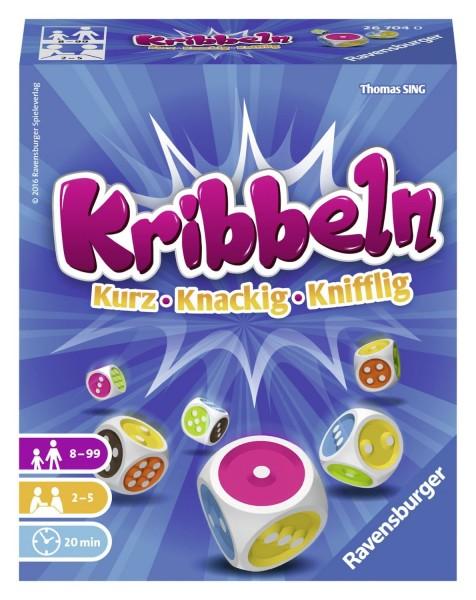 Kribbeln - Kurz - Knackig - Kniffelig