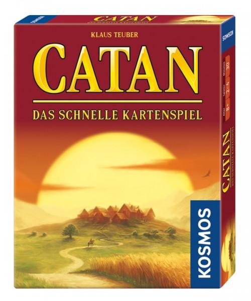 Catan -Das schnelle Kartenspiel