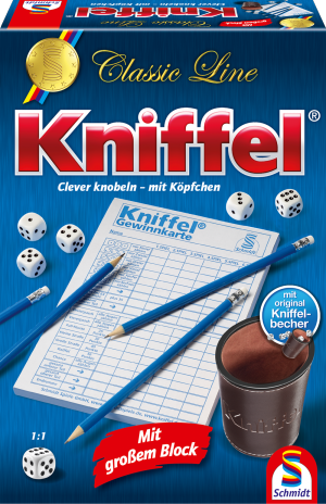Kniffel (Classic Line)