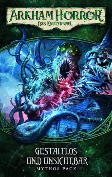Arkham Horror: LCG - Gestaltlos und unsichtbar • Mythos-Pack (Dunwich-4) DE