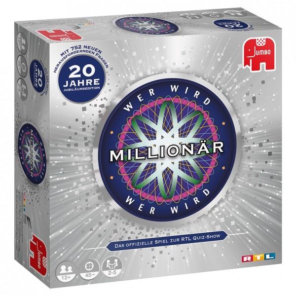 Wer wird Millionär? – 20 Jahre Jubiläumsedition