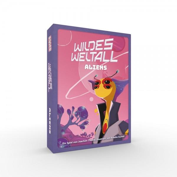 Wildes Weltall: Aliens