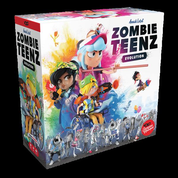 Zombie Teenz Evolution - DE
