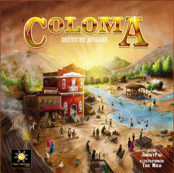 Coloma - DE