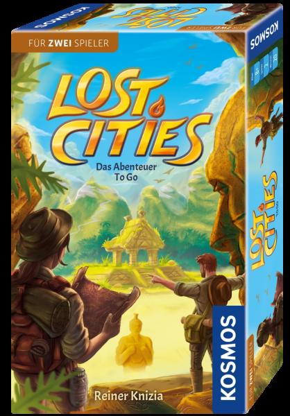 Lost Cities - Das Abenteuer To Go