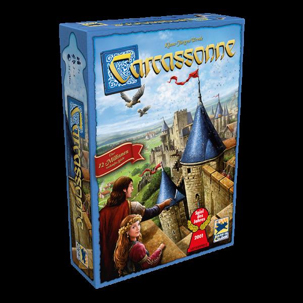 Carcassonne (neue Edition) - Grundspiel