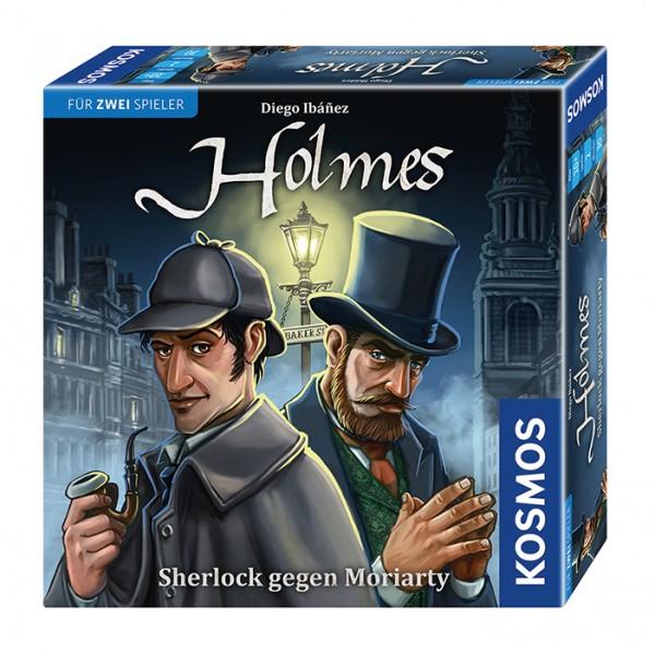 Holmes - Sherlock gegen Moriaty