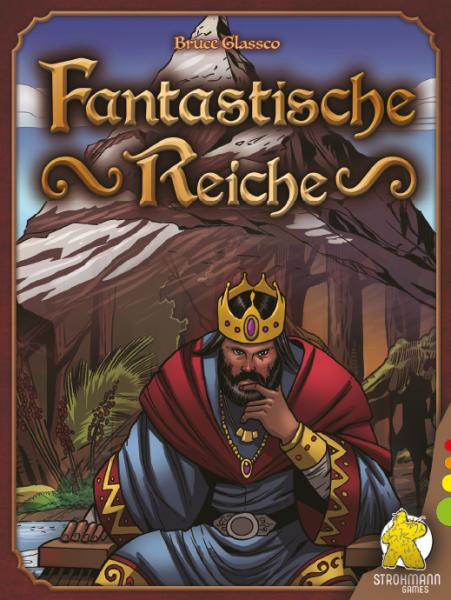 Fantastische Reiche (deutsche Version von Fantasy Realms)