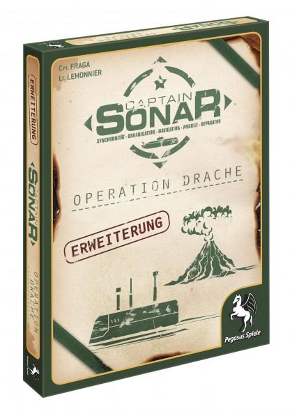Captain Sonar: Operation Drache 2. Erweiterung