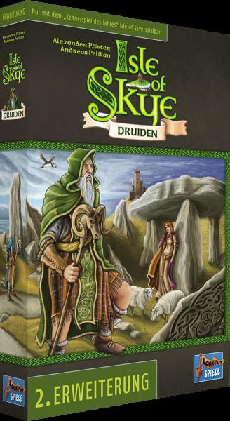 Isle of Skye: Druiden - 2. Erweiterung