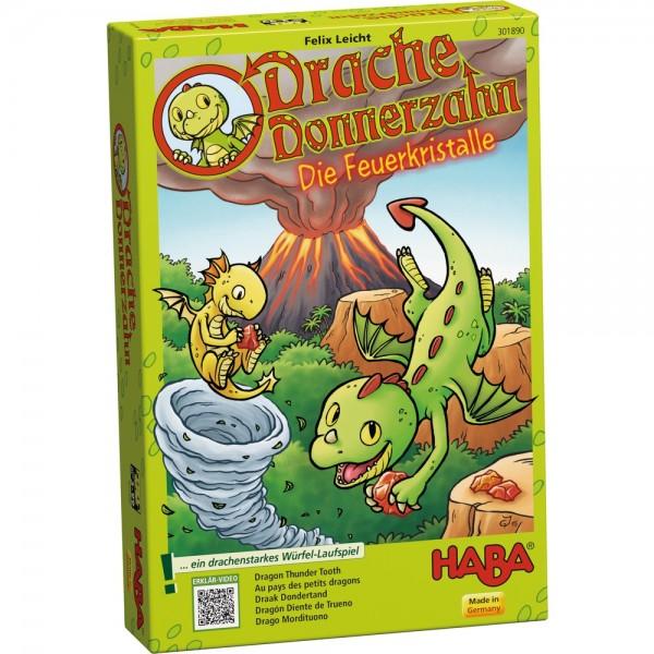 Drache Donnerzahn – Die Feuerkristalle