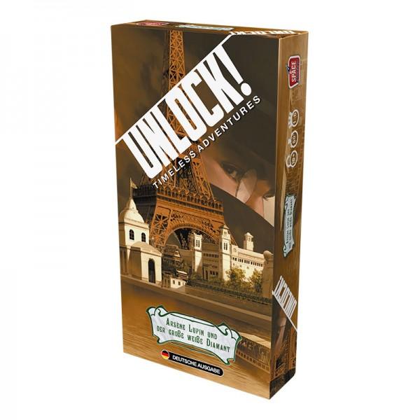 Unlock! - Arsene Lupin und der große weiße Diamant - Einzelszenario - DE