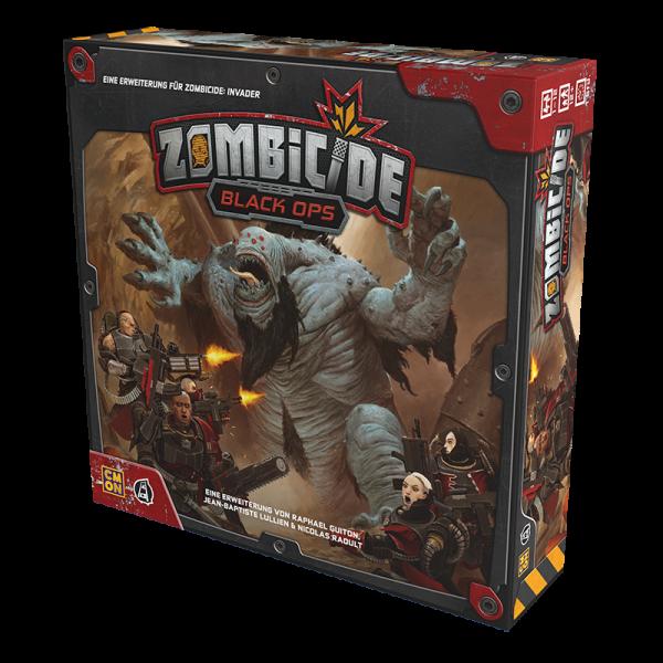 Zombicide: Invader - Black Ops - Erweiterung DE