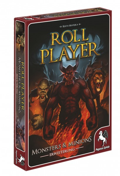 Roll Player: Monsters & Minions - Erweiterung