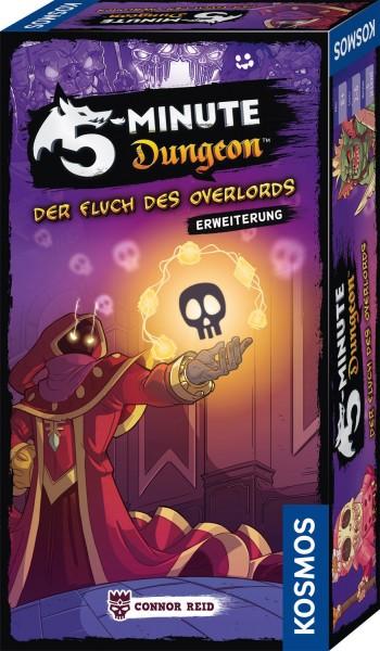 5-Minute Dungeon Erweiterung - Der Fluch des Overlords