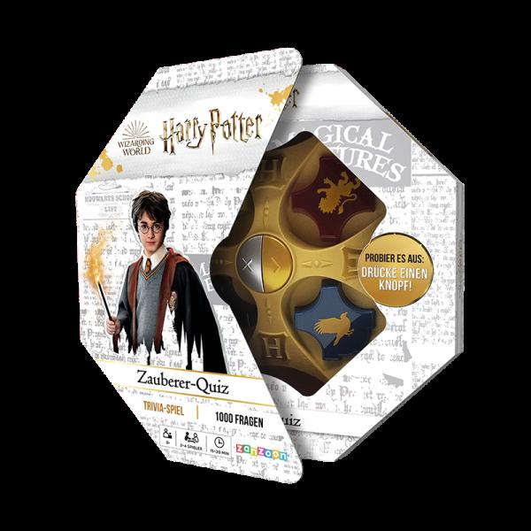 Harry Potter Zauberer-Quiz - DE