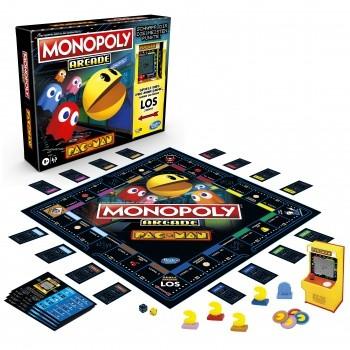 Monopoly Arcade Pacman - DE