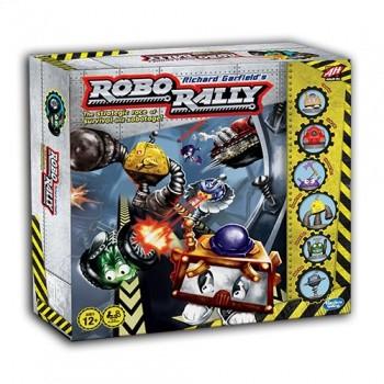 Robo Rally - Deutsche Ausgabe