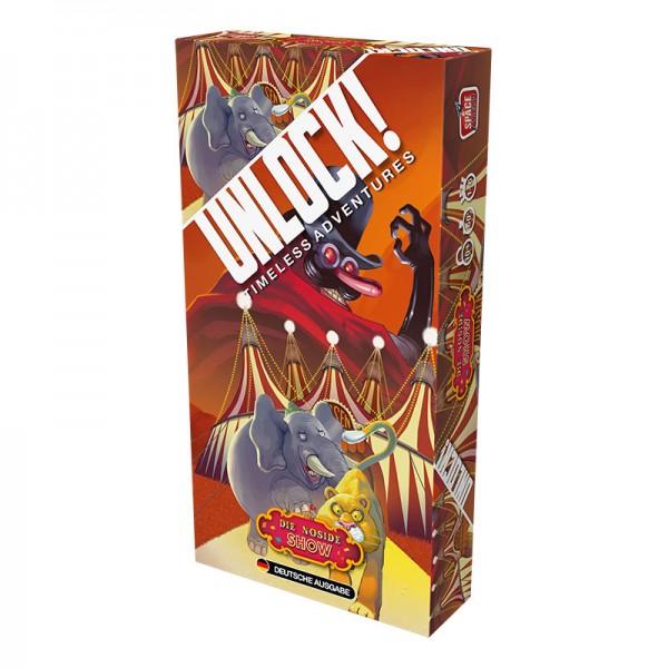 Unlock! - Die Noside-Show - (Einzelszenario) - DE