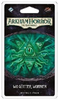 Arkham Horror: LCG - Wo Götter wohnen - Mythos-Pack (Traumfresser-5) DE