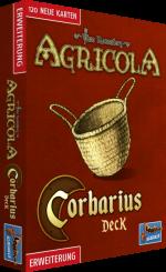 Agricola: Corbarius Deck [Erweiterung]