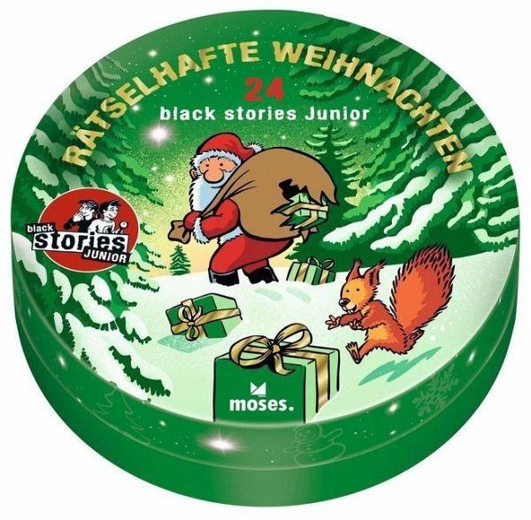 black stories Junior – Rätselhafte Weihnachten