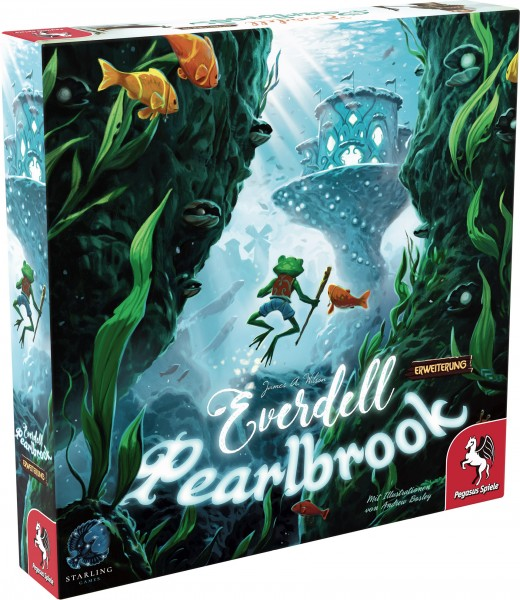 Everdell: Pearlbrook - DE