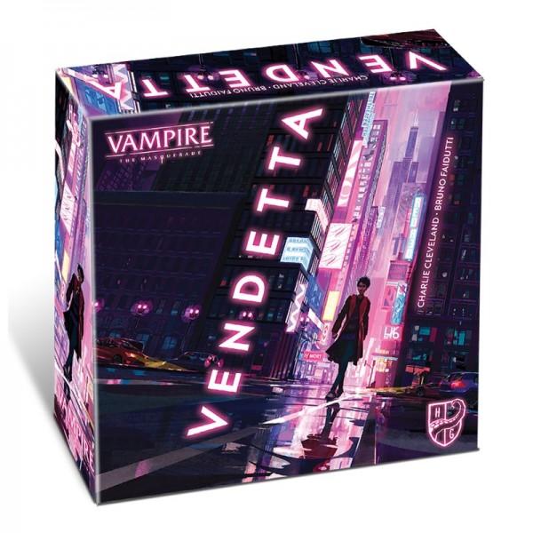 Vampire Vendetta - DE