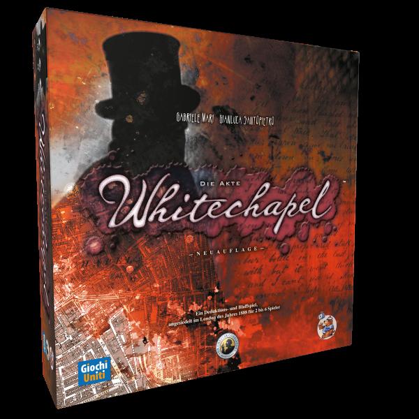 Die Akte Whitechapel Grundspiel (Neuauflage)