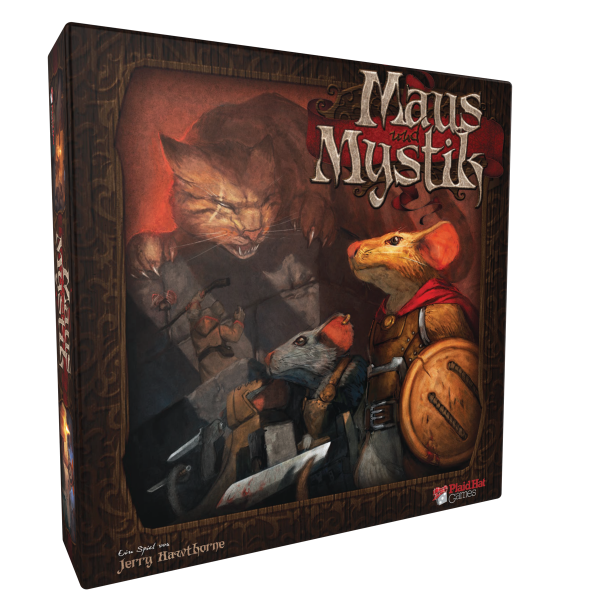 Maus und Mystik • Grundspiel