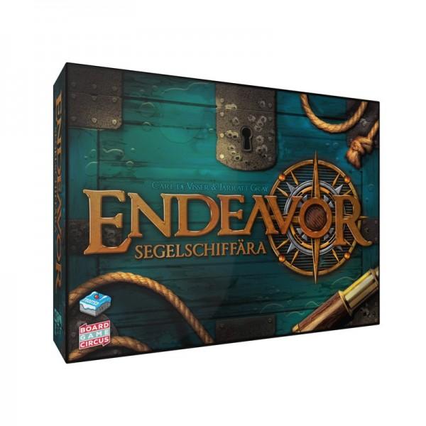 Endeavor: Segelschiffära - Grundspiel