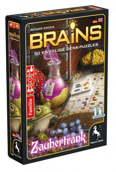 Brains - Zaubertrank
