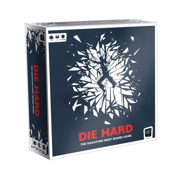 Die Hard: The Nakatomi Heist Board Game - EN