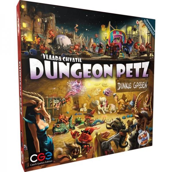 Dungeon Petz - Dunkle Gassen