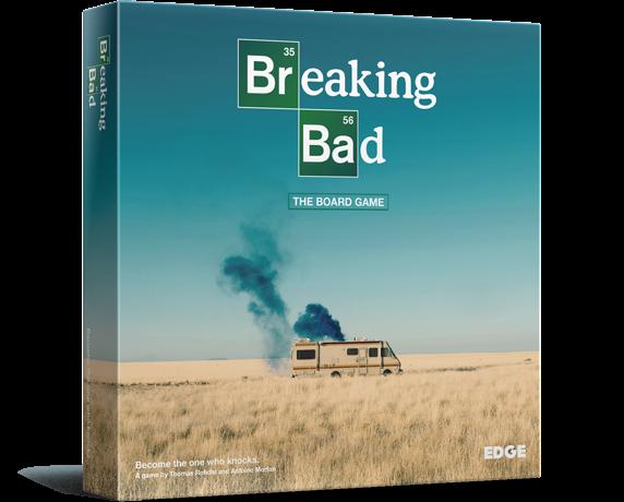 Breaking Bad. Das Brettspiel