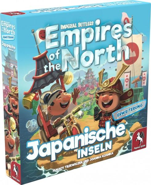 Empires of the North: Japanische Inseln - Erweiterung