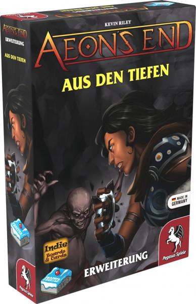 Aeon's End: Aus den Tiefen - Erweiterung (Frosted Games)