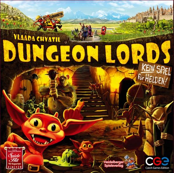 Dungeon Lords Grundspiel