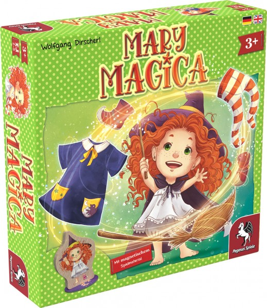 Mary Magica (deutsch/englisch)