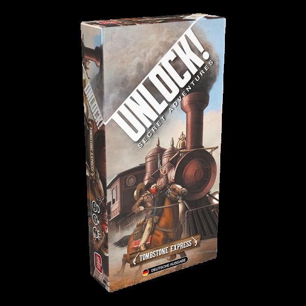 Unlock! - Tombstone Express - (Einzelszenario) - DE