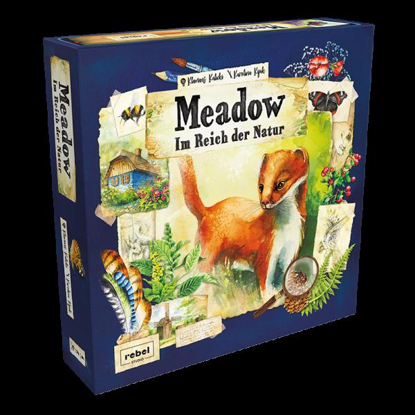 Meadow - Im Reich der Natur - DE
