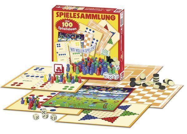 Spielesammlung 100er - DE