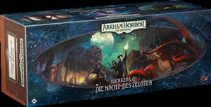 Arkham Horror: LCG - Rückkehr zu: Die Nacht des Zeloten - Erweiterung DE