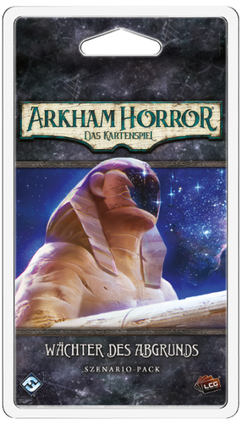 Arkham Horror: LCG - Wächter des Abgrunds • Szenario-Pack DE
