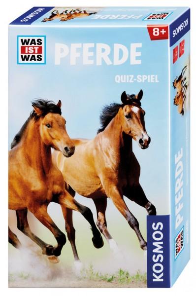 WAS IST WAS - Quizspiel, Pferde